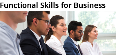 Functional Skills for Business